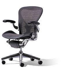 herman miller office chair. Herman Miller Aeron Ergonomic Office Chairs Chair