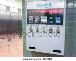 Restroom Vending Machines Interesting Protocol Brand Family Friendly Product Vending Machine In Ladies