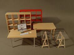 ikea miniature furniture. Modren Miniature I Love Ikea  Miniatures Perfect With Miniature Furniture