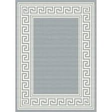 greek key area rug key rug 8 x large key gray indoor outdoor rug garden city greek key area rug