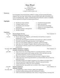 industrial electrician resume sample example 6 ilivearticles info industrial electrician resume sample example 1