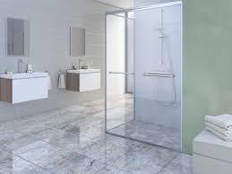 bathroom shower doors. CrystalTech Walk In Bi Slider Matt Shower Door And Return Panel Set - 1200 -1300 Bathroom Doors