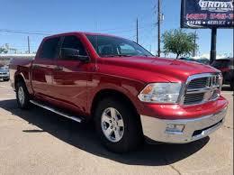 Used 2009 Dodge Ram 1500 SLT Crew Cab Pickup in Mesa, AZ near ...