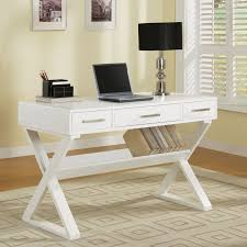 white office desk with drawers. white office desk with drawers l