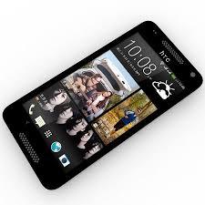 HTC Desire 700 dual sim 3D Model $10 ...