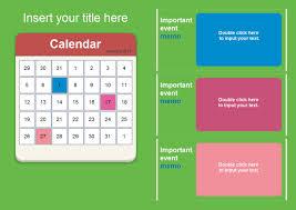 Ppt Calendar 2015 Calendar Powerpoint Free Calendar Powerpoint Templates