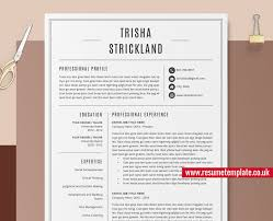 You just need to click on the free download link and open the file in ms word. Clean Resume Template For Freshers Modern Cv Template Cv Sample Editable Ms Word Resume Cover Letter References Instant Download Trisha Resume Resumetemplate Co Uk