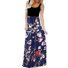 2019 <b>New</b> Women Maxi Dress Autumn <b>Summer</b> Beach <b>Halter</b> Slip ...