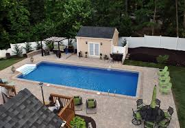 pool design ideas. Outstanding Above Ground Pool Ideas Backyard 28 Simple Small Design Pictures L 2833124f5cf9419c . Home Good Looking