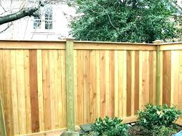 set wooden fence post how to install a wood fence installing a privacy fence how to