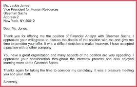 Hr Rejection Letter Template Rental Letters Free Samples