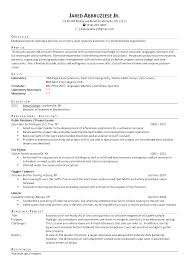 Resumes For Beginners Free Resume Example And Writing Download