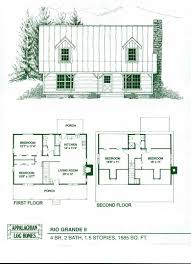 kitchen two story log cabin house plans with awesome luxury modular homes floor throughout in of