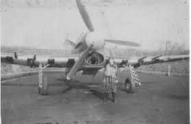 hawker typhoon 1b car door flt sgt bob wilkinson 182 sqn kia 4th december 1943 over calais