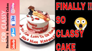 Naughty Cakes In Delhi Classy Bachelorette Cakes Online Funny