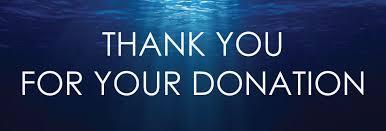 Thank You For Donating Thank You Donation Zero Waste Montenegro