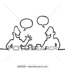 avoir une conversation