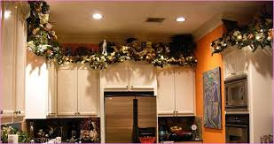 above kitchen cabinets ideas. Space Above Kitchen Cabinets Black Stove Silver Sink Sets Floating Dark Brown Wooden Island Ideas