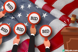 Bidding closes march 31 at 5 p.m. Us Government Auctioning Off Bitcoins Worth 37 Million In 2 Weeks News Bitcoin News
