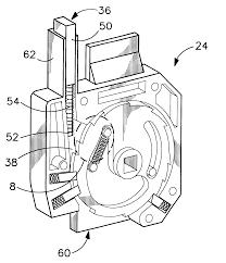 Patent us6382387 vending machine having a mechanism for preventing