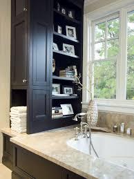 tall black storage cabinet. Tall Bathroom Storage Cabinet Black C