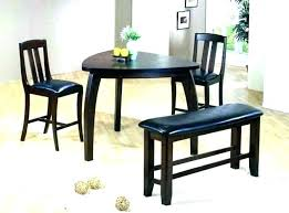small round table for two dining table and 2 chairs breakfast set round for l tables