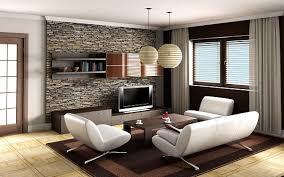 mendekorasi ruang tamu dengan televisi desain model rumah