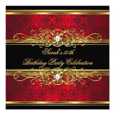 26 Beautiful Elegant Birthday Invitation Template Collection