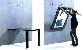 folding wall desk wall mounted fold down desk fold down wall desk plans dining wall mount