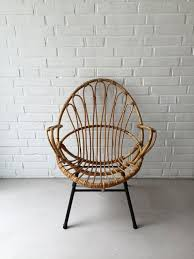 becca stool bamboo furniture modern bamboo. Vintage Rattan Chair Wicker Bamboo Chairs Loungstuhl Becca Stool Furniture Modern