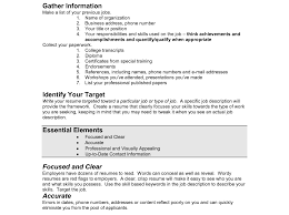 Resume Your Guide To The Best Free Resume Templates Good Resume