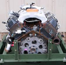military engines used military humvee parts