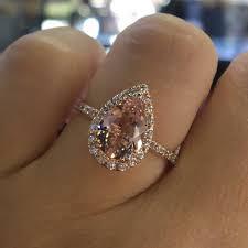 <b>Female Crystal Zircon Stone</b> Ring 925 Silver Purple Green Water ...