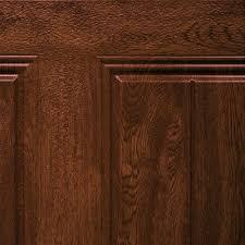 steel garage door color sample in ultra grain