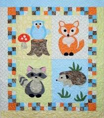 Cottage Quilt Designs | Craftsy & Pattern Download. Woodland Babies. Sold by Cottage Quilt Designs Adamdwight.com