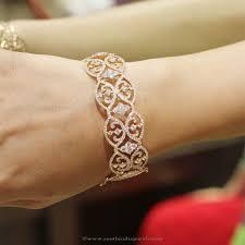 Diamond Bangles Designs Images Beautiful Diamond Bangle From Manubhai Bangle Bracelets