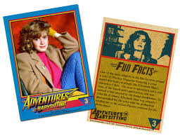 adventures in babysitting branded in the 80s that really applies to flicks like adventures in babysitting that have never had a real public outlet for discovering these kinds of behind the scenes facts