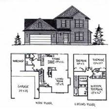 Floor plans  Two storey house plans and House plans on PinterestSimple Story House Floor Plans