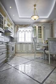 White Marble Kitchen Floor 41 White Kitchen Interior Design Decor Ideas Pictures