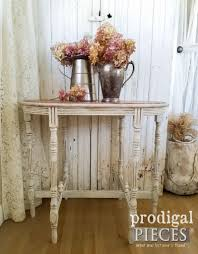 country farmhouse furniture. Into Something Totally Awesome Like This Side Table\u2026from Meh\u2026to Country Farmhouse French To Die For. As Always Larissa Shares Her How DIY Step By Step! Furniture N