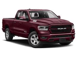 New 2019 RAM All-New 1500 Big Horn/Lone Star Quad Cab in Santa Cruz ...