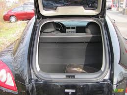 chrysler crossfire trunk space. 2005 chrysler crossfire coupe trunk photo 56035421 space