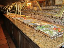 a few choice spanish restaurants but as far as we know only one spanish buffet and cava tablao has some real deals when it comes to all you can eat
