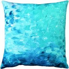 blue and green throw pillows. Pillow And Throw . Blue Green Pillows C