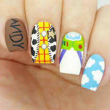 Toy Story Nail Art | Nail Art: Disney | Pinterest | Toy story ...