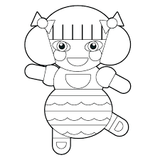 Barbie Doll Coloring Pages Audiczinfo