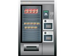 Frozen Food Vending Machines Delectable Frozen Food Vending Machine USmachine