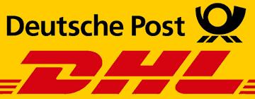 Bildergebnis für dhl logo
