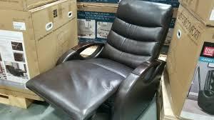 leather glider recliner modern 399
