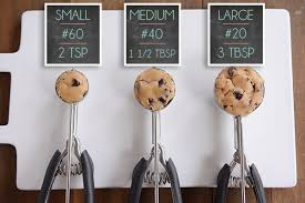 Lets Talk All About Cookie Scoops